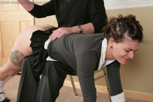 Real Spankings Institute - Jade: Handspanked By The Dean And Danny - image 5