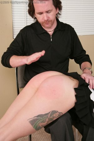 Real Spankings Institute - Jade: Handspanked By The Dean And Danny - image 7