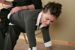 Real Spankings Institute - Jade: Handspanked By The Dean And Danny - image 12