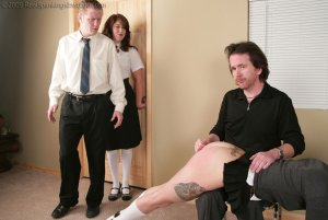 Real Spankings Institute - Jade: Handspanked By The Dean And Danny - image 17