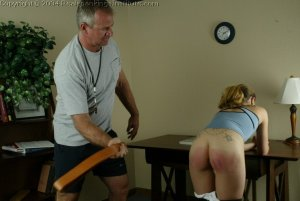 Real Spankings Institute - Jennifer Is Strapped For Smoking - image 6