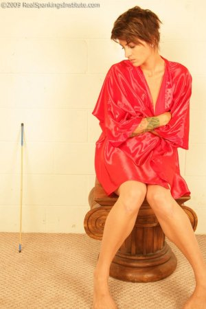 Real Spankings Institute - Vignette - Jade And The Cane - image 15