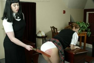 Real Spankings Institute - Betty Straps Michelle For Cheating - image 14