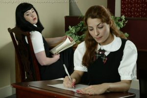 Real Spankings Institute - Betty Straps Michelle For Cheating - image 18