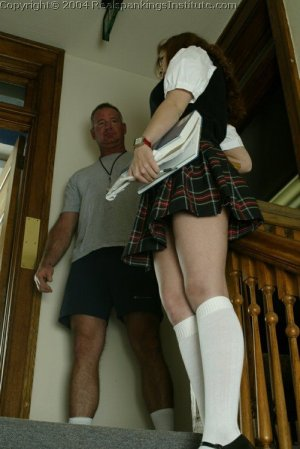 Real Spankings Institute - Coach Spanks Michelle For Tardiness - image 3