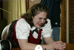 Real Spankings Institute - Lori's Friday Punishment With The Dean - image 4