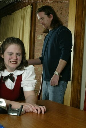 Real Spankings Institute - Lori's Friday Punishment With The Dean - image 5