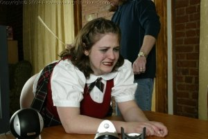 Real Spankings Institute - Lori's Friday Punishment With The Dean - image 2