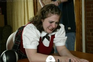 Real Spankings Institute - Lori's Friday Punishment With The Dean - image 8