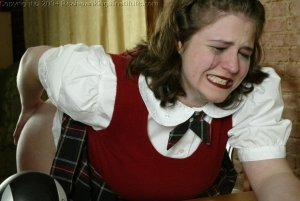 Real Spankings Institute - Lori's Friday Punishment With The Dean - image 6