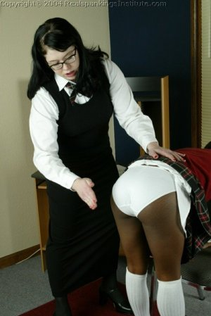 Real Spankings Institute - Marissa Is Spanked By Betty - image 4