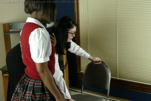 Real Spankings Institute - Marissa Is Spanked By Betty - image 17