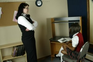 Real Spankings Institute - Marissa Is Spanked By Betty - image 11