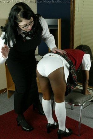 Real Spankings Institute - Marissa Is Spanked By Betty - image 16