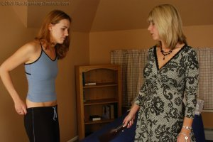 Real Spankings Institute - Monica Is Caught In A Lie - image 3