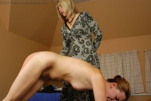Real Spankings Institute - Monica Is Caught In A Lie - image 7