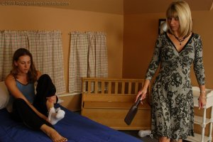 Real Spankings Institute - Monica Is Caught In A Lie - image 9
