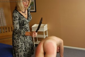 Real Spankings Institute - Monica Is Caught In A Lie - image 15