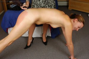 Real Spankings Institute - Monica Is Caught In A Lie - image 5