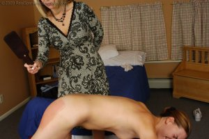 Real Spankings Institute - Monica Is Caught In A Lie - image 8