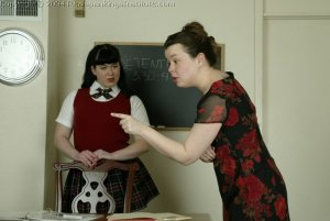 Real Spankings Institute - Betty Spanks Lori Otk - image 5