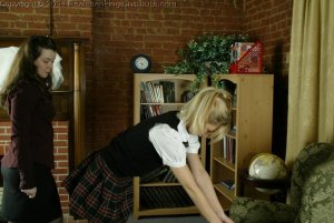 Real Spankings Institute - Sarah Is Spanked For Poor Performance - image 16