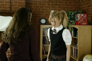 Real Spankings Institute - Sarah Is Spanked For Poor Performance - image 4