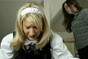 Real Spankings Institute - Sarah Is Strapped In The Classroom - image 15