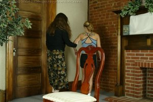 Real Spankings Institute - Jennifer Is Spanked With The Yard Stick - image 2
