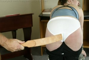 Real Spankings Institute - Lori Is Strapped By The Coach - image 4