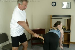 Real Spankings Institute - Lori Is Strapped By The Coach - image 10