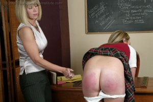 Real Spankings Institute - Riley Passes Notes In Class - image 8