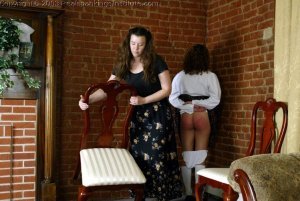 Real Spankings Institute - Jasmine Is Punished By The Dorm Mom - image 3