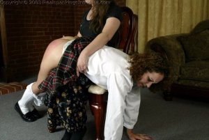 Real Spankings Institute - Jasmine Is Punished By The Dorm Mom - image 11