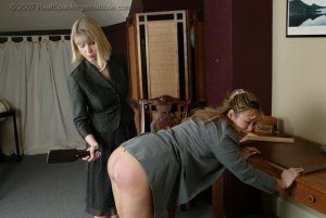 Real Spankings Institute - Ms. Burns' Retribution - image 5