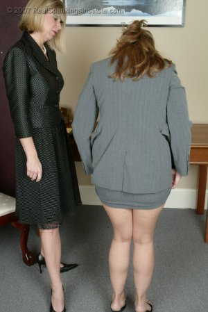 Real Spankings Institute - Ms. Burns' Retribution - image 4