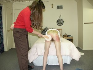 Real Spankings Institute - Misty's Dorm Punishment - image 12