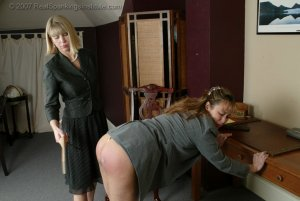 Real Spankings Institute - Ms. Burns' Retribution - image 7
