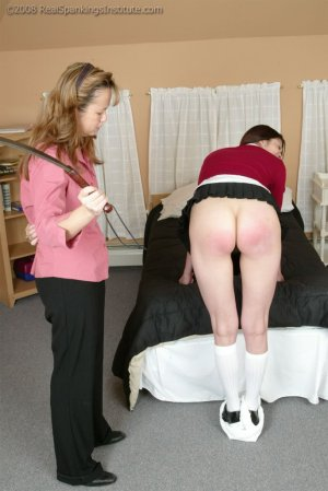 Real Spankings Institute - Brandi's Food Fight - image 4