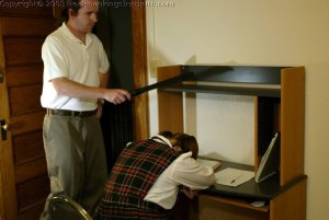 Real Spankings Institute - Lori Is Strapped To Tears - image 7