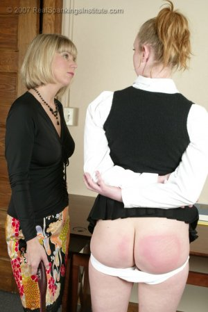 Real Spankings Institute - Brooke's Strapping - image 3