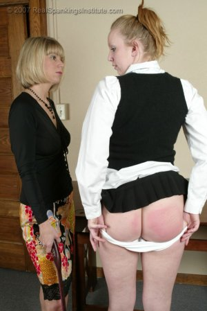 Real Spankings Institute - Brooke's Strapping - image 7