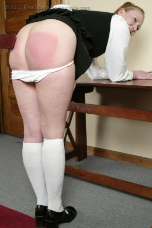 Real Spankings Institute - Brooke's Strapping - image 10