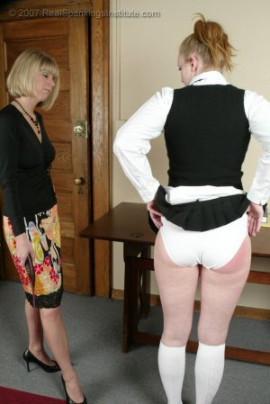 Real Spankings Institute - Brooke's Strapping - image 2