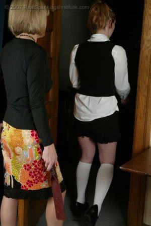 Real Spankings Institute - Brooke's Strapping - image 13