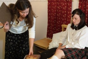Real Spankings Institute - Donna's Room Inspection - image 2