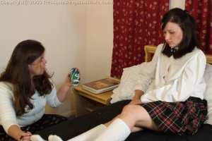 Real Spankings Institute - Donna's Room Inspection - image 1