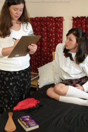 Real Spankings Institute - Donna's Room Inspection - image 15
