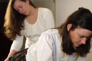 Real Spankings Institute - Donna's Room Inspection - image 11