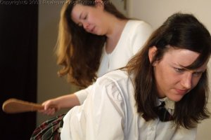 Real Spankings Institute - Donna's Room Inspection - image 5